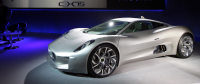 Jaguar C-X75 Concept Gets New Life With a Hungarian Startup