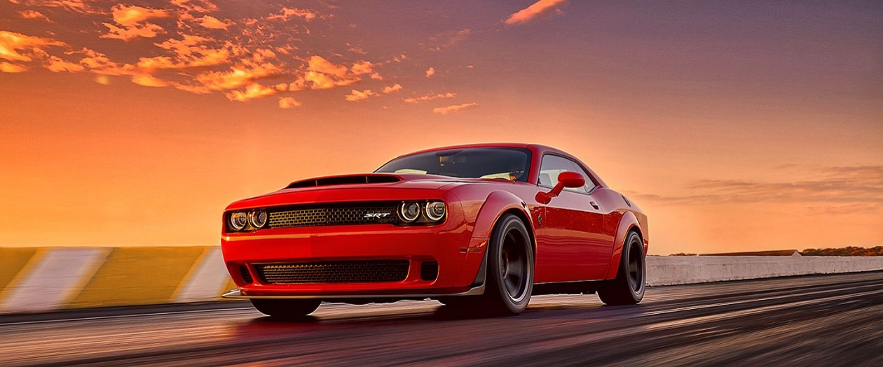 Dodge Demon is Street Legal and Under Six Figures