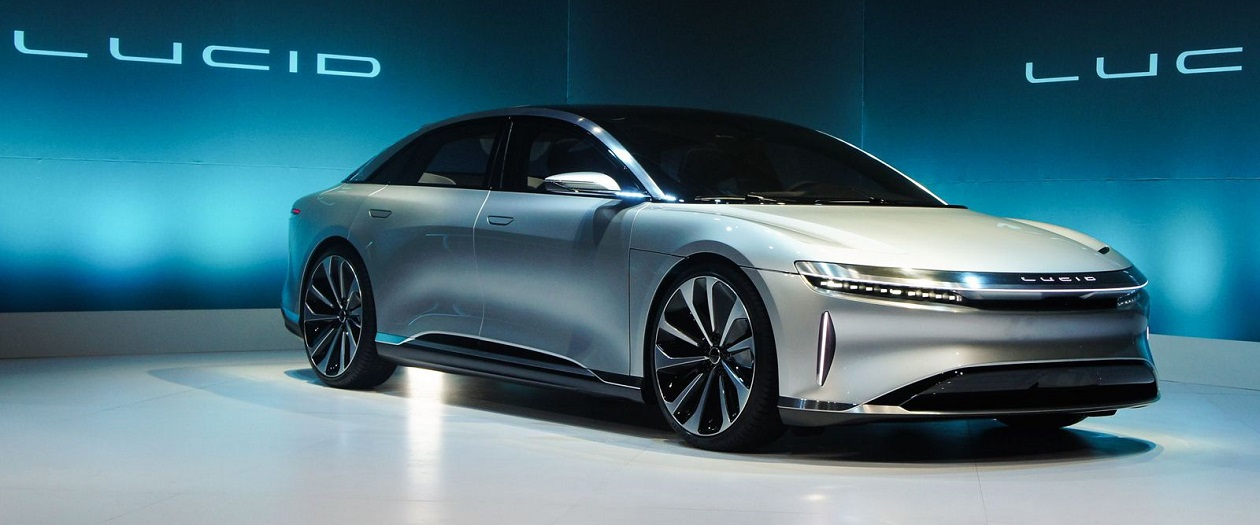Lucid Motors is Challenging Tesla with New Electric Car