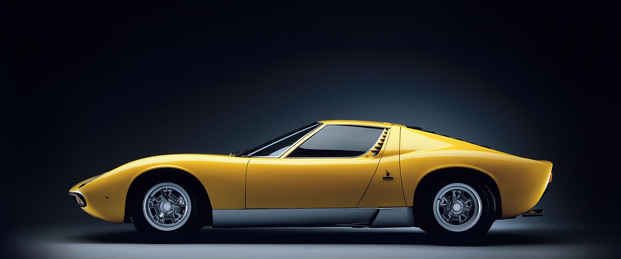 The Short Life of the Lamborghini Miura