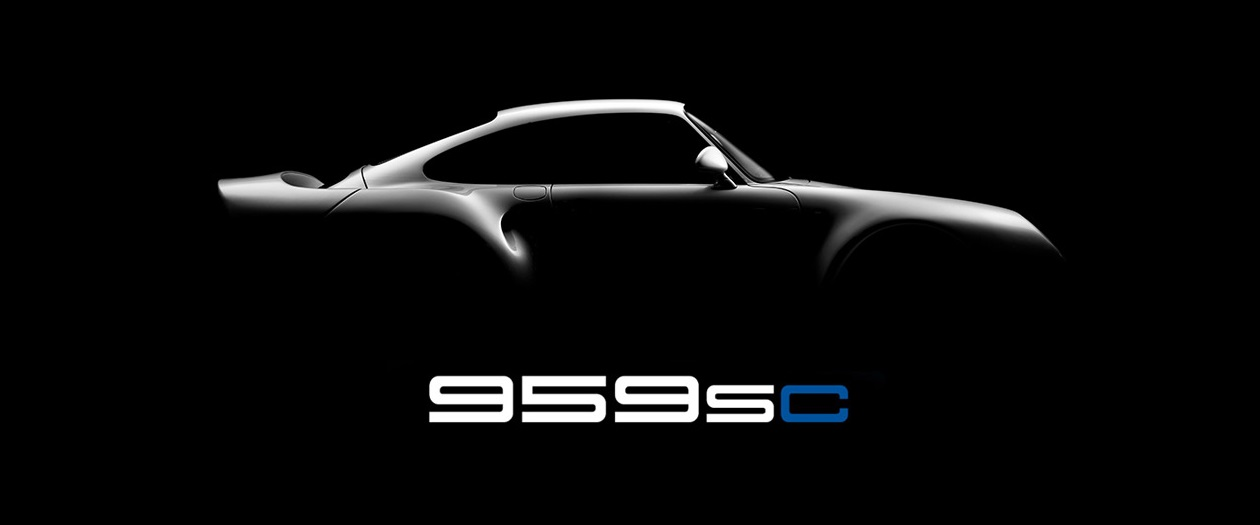 Canepa Design Creates the Ultimate Porsche 959
