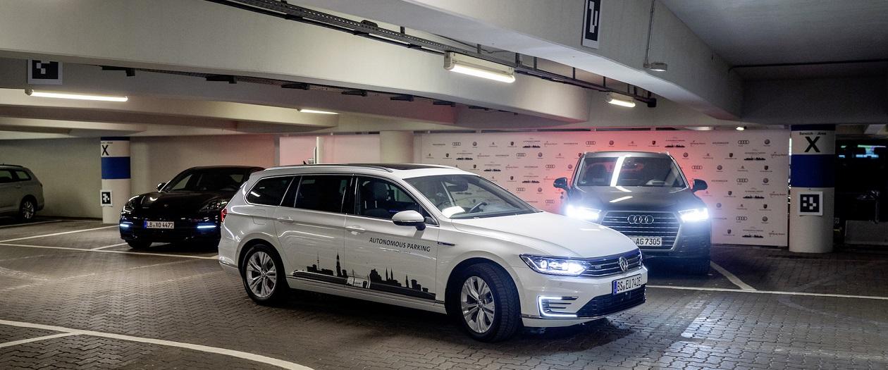 Volkswagen to Open Self-Parking Car Service