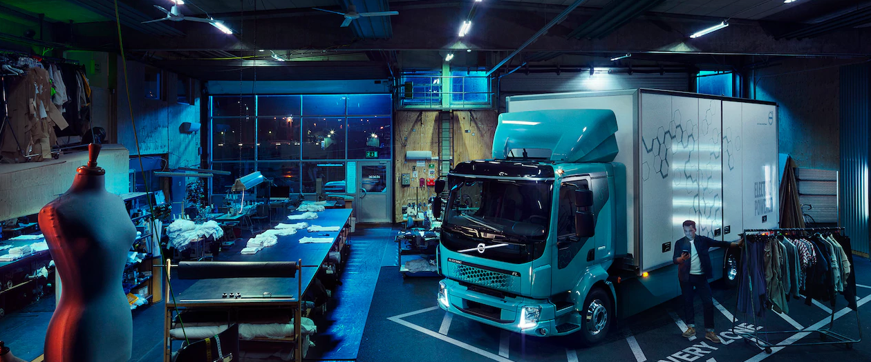 Volvo Announced Electric Buses for 2019