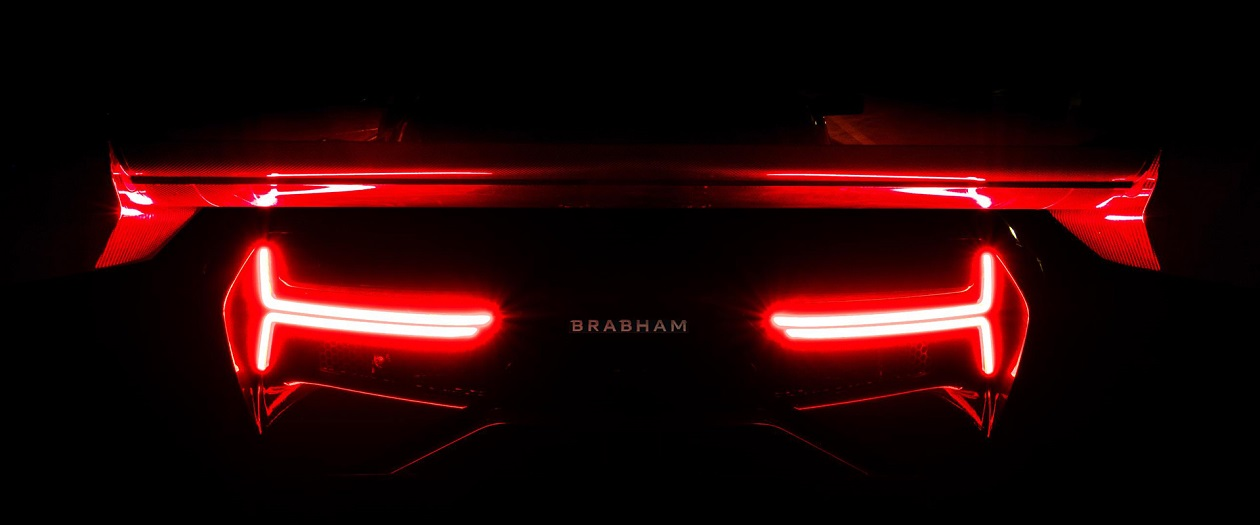 Brabham Teases Upcoming Supercar, BT62