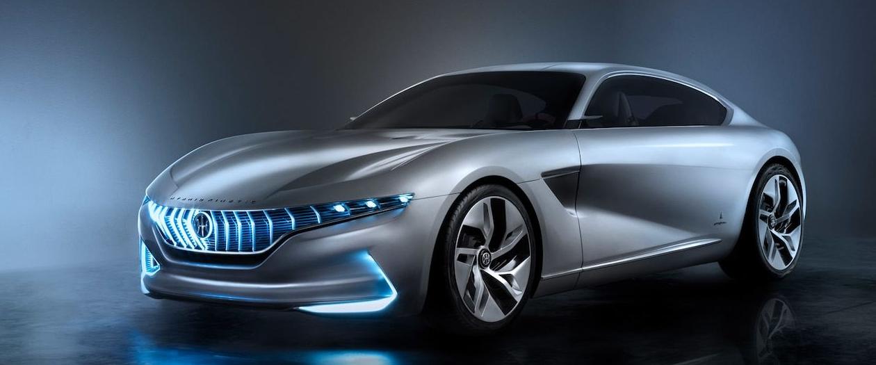 Pininfarina Relaunches as an Electric Car Brand