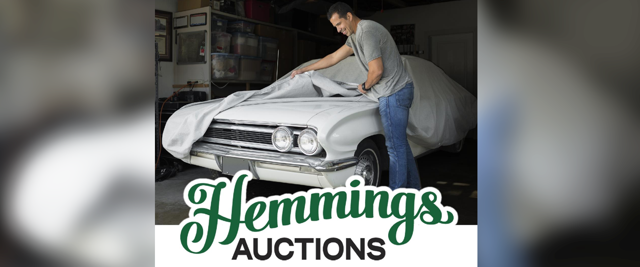 Hemmings Announces Their Own Online Auction Service
