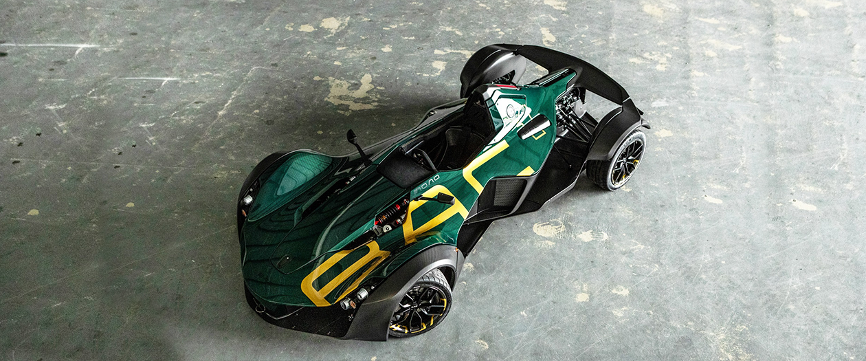 The BAC Mono Open-Wheel Sports Car is Coming to America