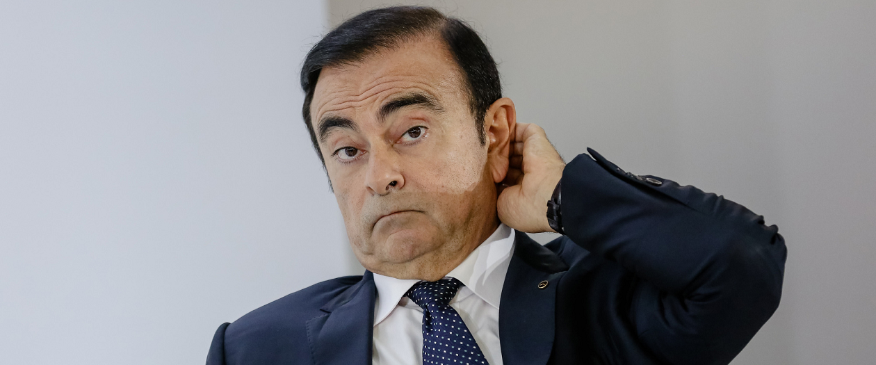 Ghosn Arrested A Third Time, A Month After Release