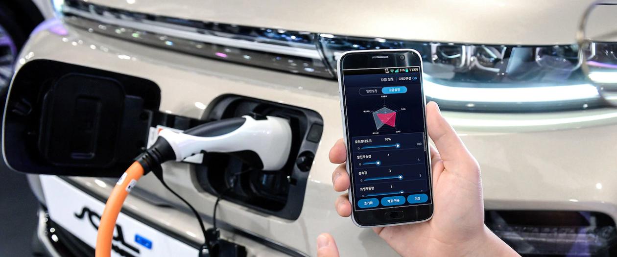 Hyundai and Kia to Let Drivers Modify Their EV Performance With Their Phone