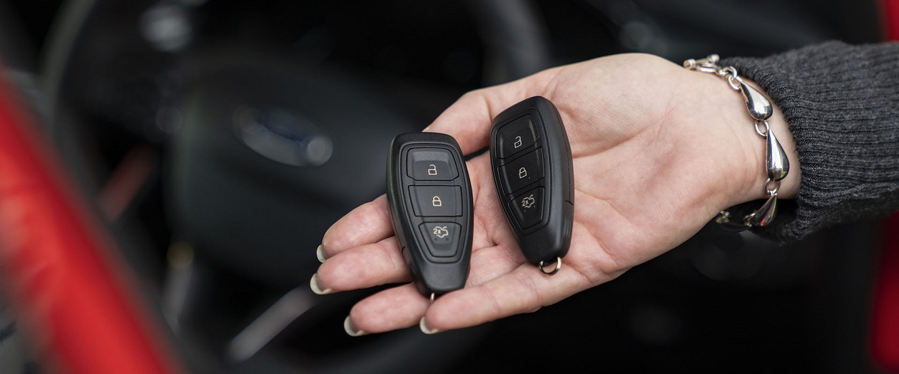 Ford Fights Thieves and Hackers with New KeyFob Technology