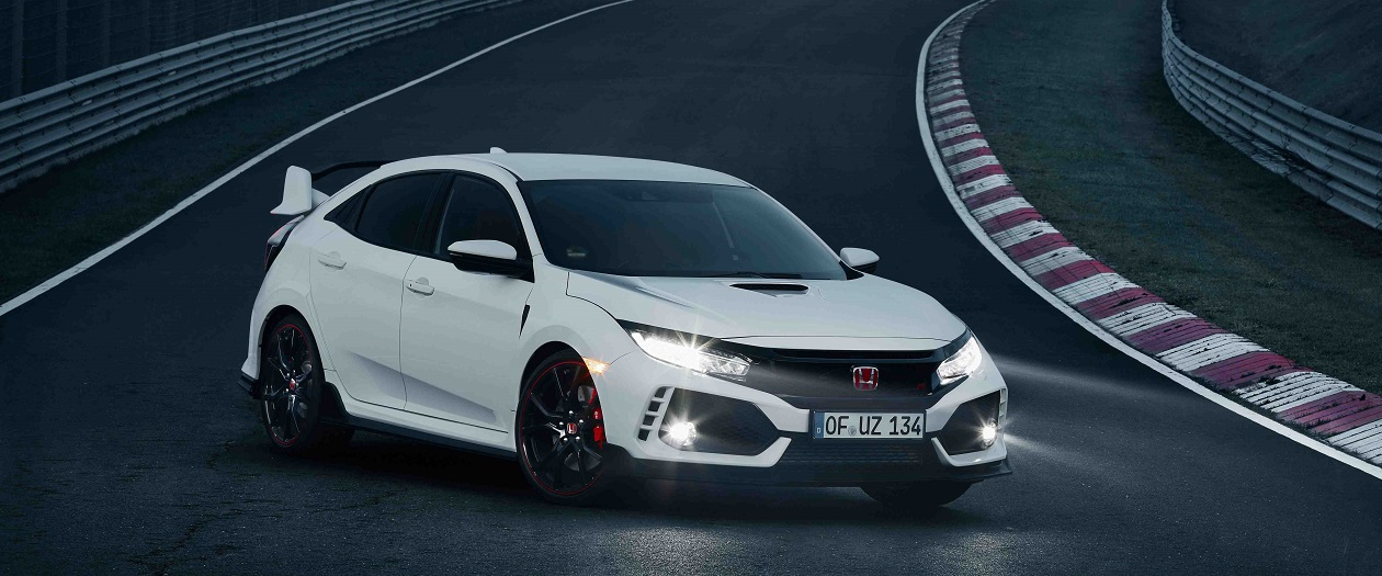 New Honda Civic Type R is Fast and Incredibly Powerful
