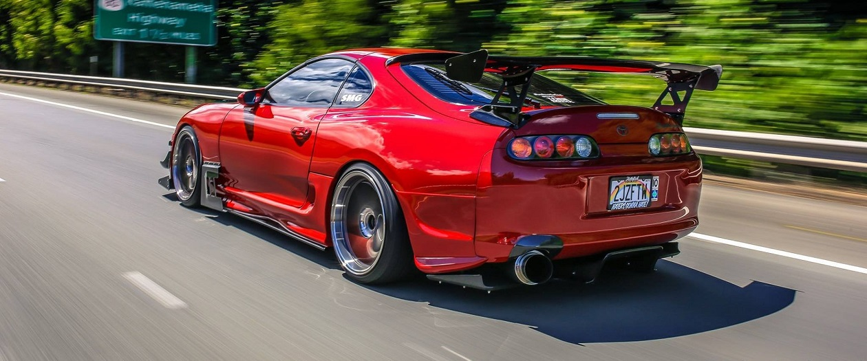 Japanese Toyota Supra Legend Car Has Been Found Car News