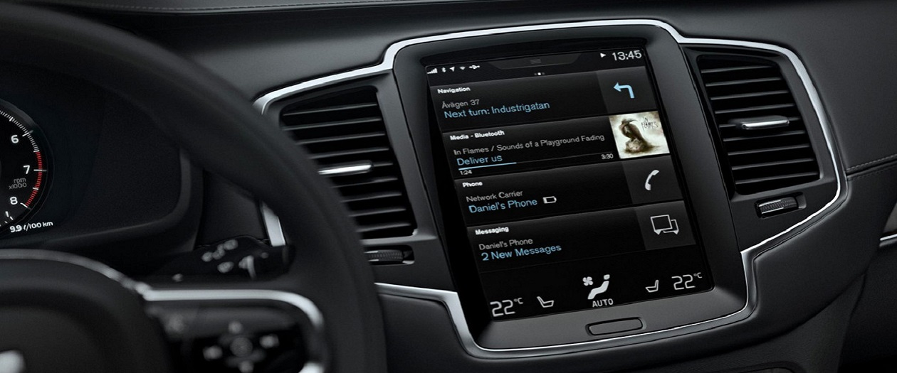 Volvo Makes a Deal With Google for Android-Powered Car Systems