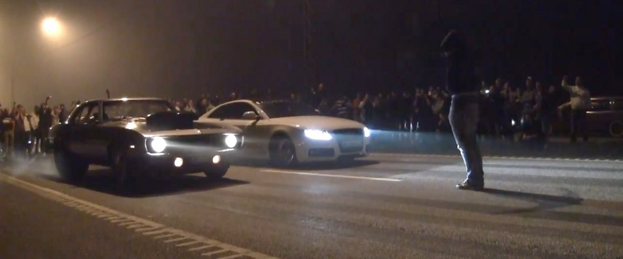 Street Racers get Arrested During $15,000 Race