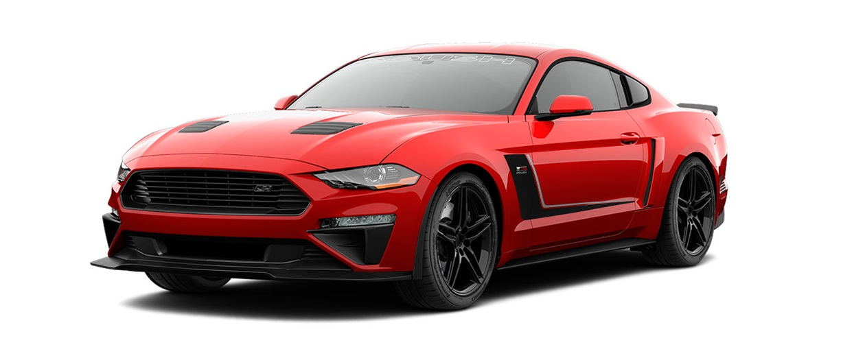 Roush Maximizes Power with the Mustang Jackhammer