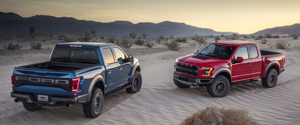The 2019 Ford F-150 Raptor will Come with High-Tech Upgrades