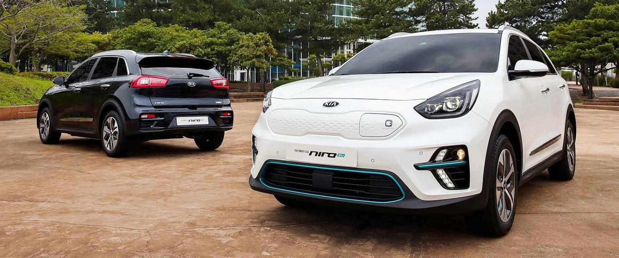 Kia Premieres Production Niro EV Early