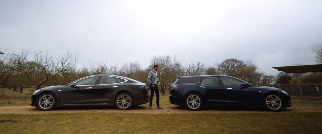This Company Will Convert Your Tesla Model S to a Station Wagon