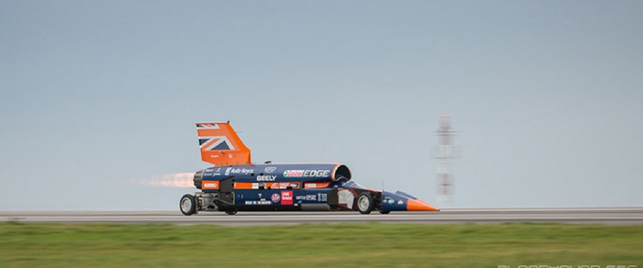 The Bloodhound SSC's World Record Attempt Delayed