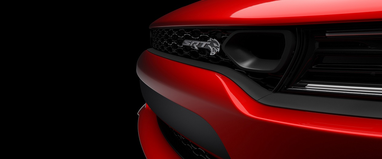 Dodge Teases Future Hellcat Grille