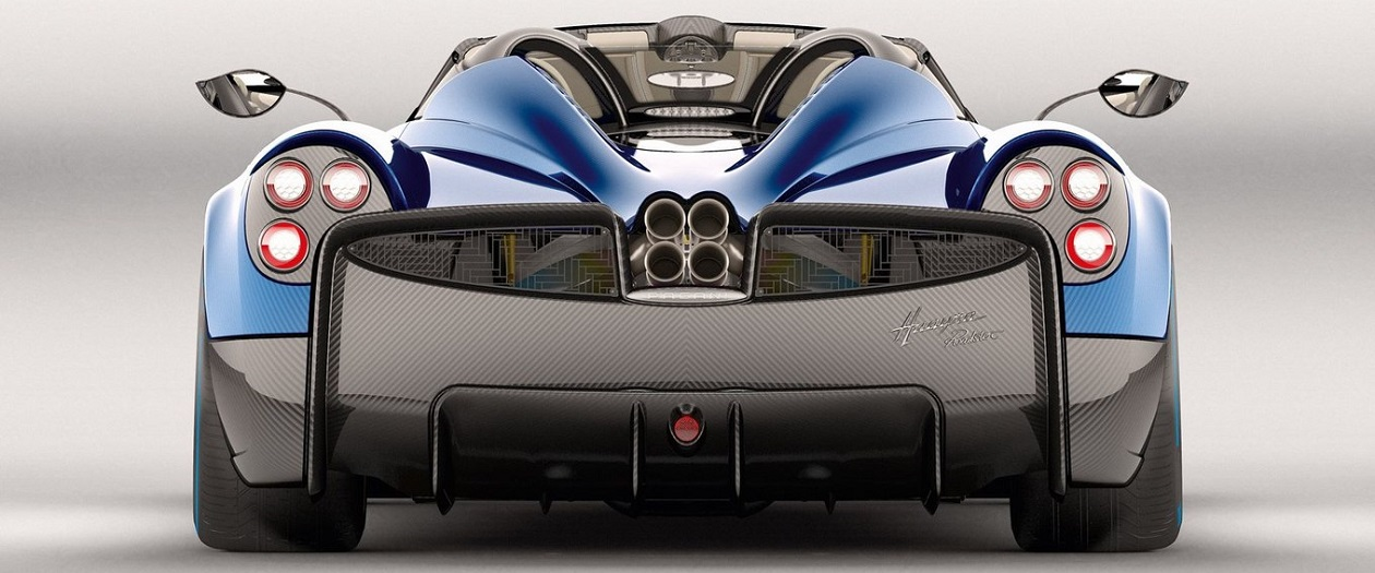 How to Lease a Pagani Huayra Roadster, for $25K a Month