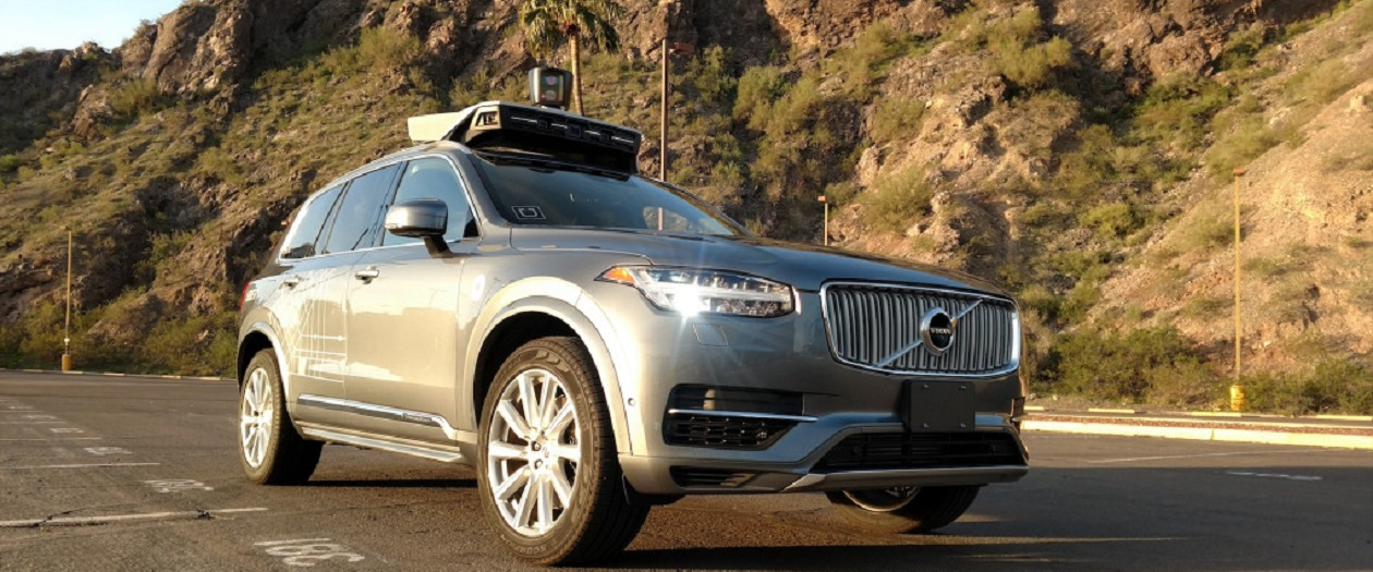 "The Self-Driving Uber's ""Saw"" the Woman 6 Seconds Prior"