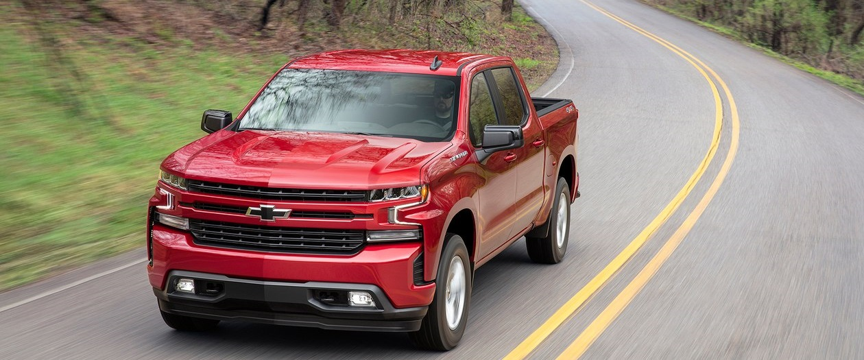 2019 Chevrolet Silverado 1500 to Come With Interesting Engine Options