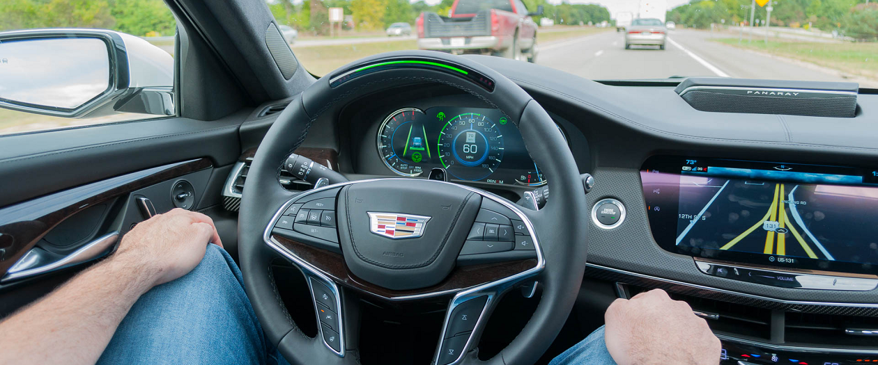 Cadillac is Dedicated to Their Super Cruise Self-Driving System