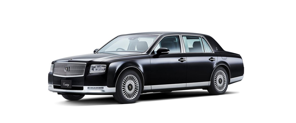 Japan's New Emperor to Receive an Open-Top Toyota Century