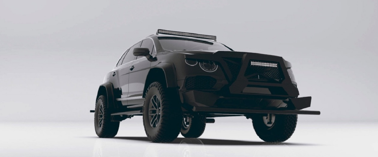 Bengala Builds a Buff Bentley: The Bentayga Bengala