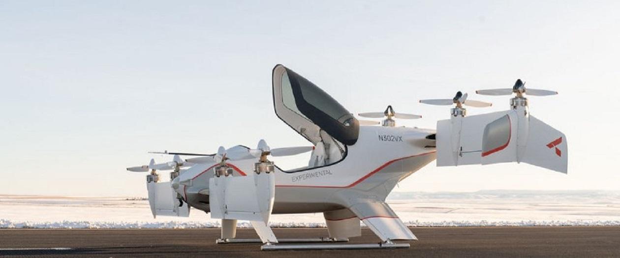 AirBus Unveils Second Autonomous Flying Drone Model