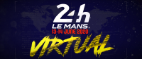 The 24 Hours of Le Mans Virtual is a New Digital Racing Event