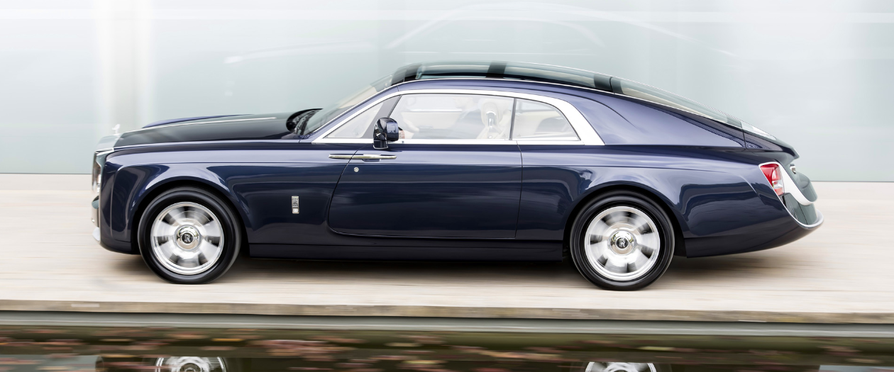 Rolls Royce to Start Their Own Coachbuilding Service