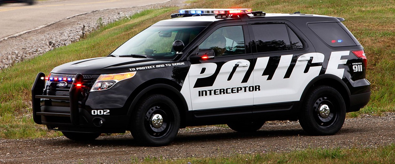 The Modified Ford Explorer is Now the Most Used Police Car in the United States