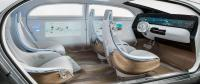The Interior Options for Fully Autonomous Vehicles