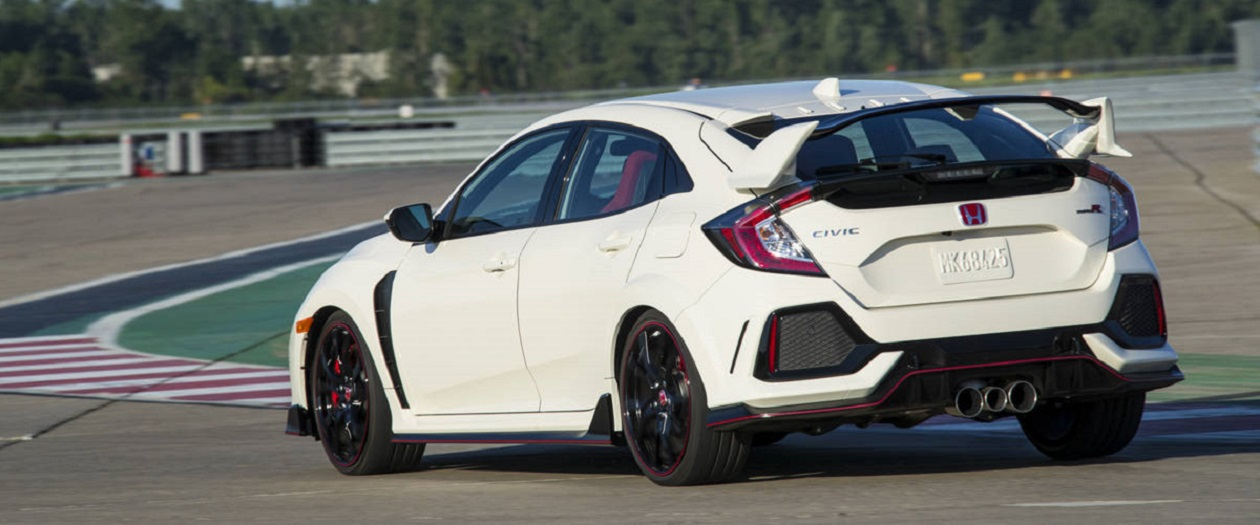The Civic Type R's Three Tailpipes Make a Major Difference