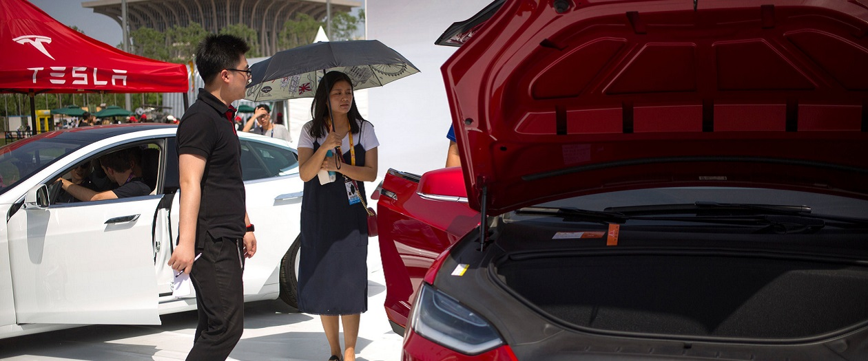 Tesla Might Open New Factory in Shanghai
