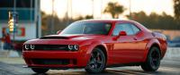 If You Want a Dodge Demon You Must Sign a Waiver