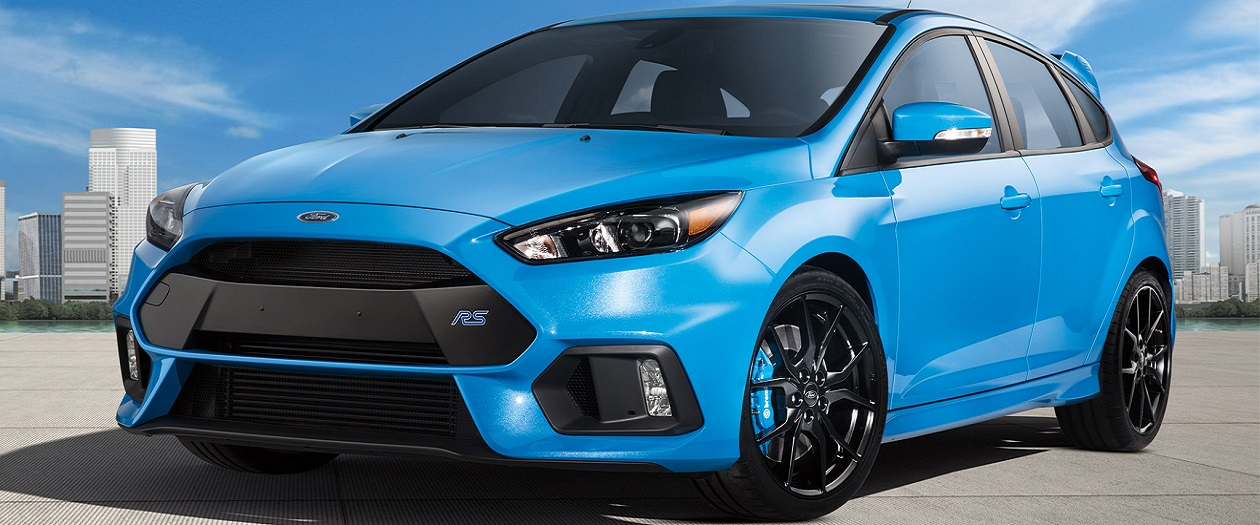 Ford is Changing Gears for the Focus