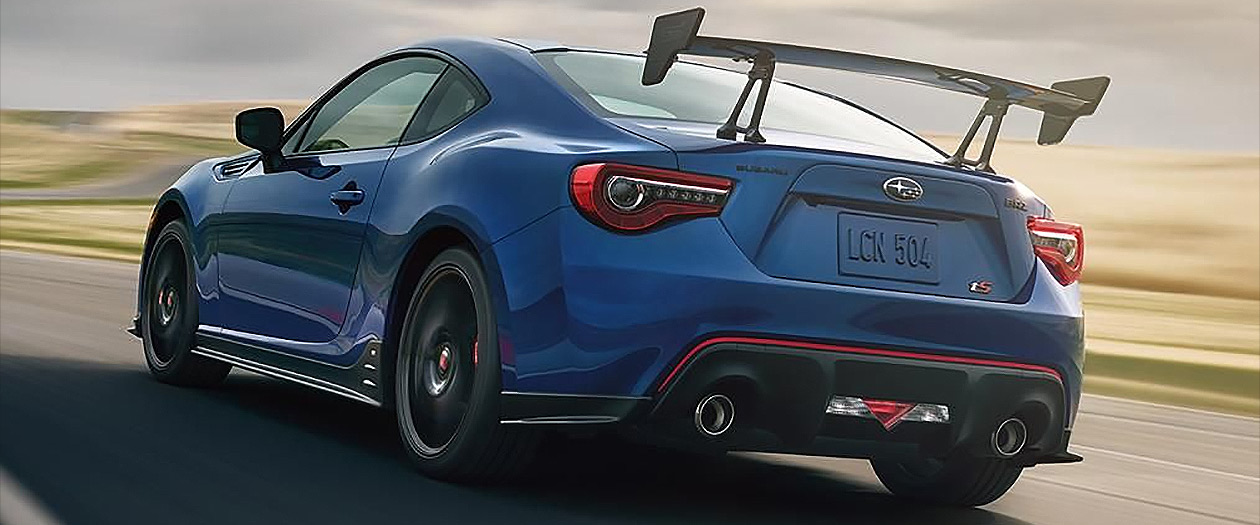 Take a Look at the 2018 Subaru WRX and BRZ Limited Editions