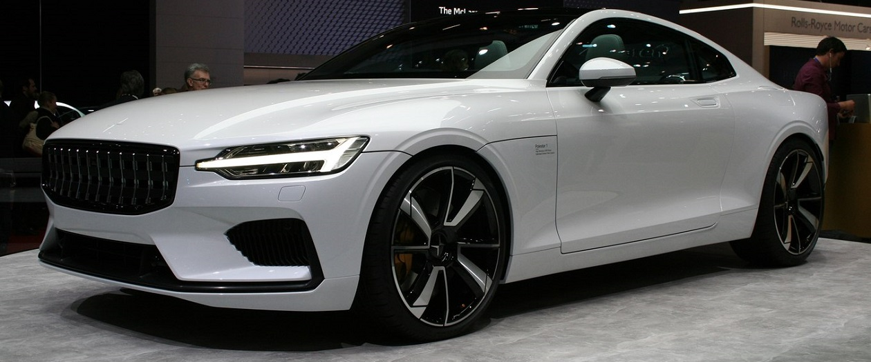 The Polestar 1 to Scale the Hills of Sussex Next Month