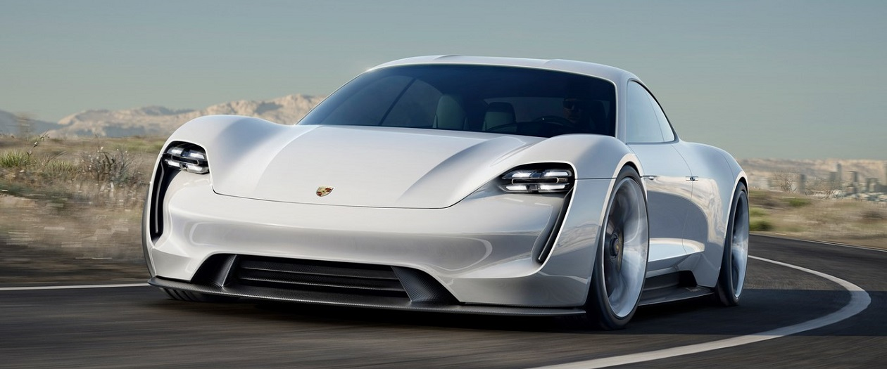 The Porsche Mission E Gets a New Name