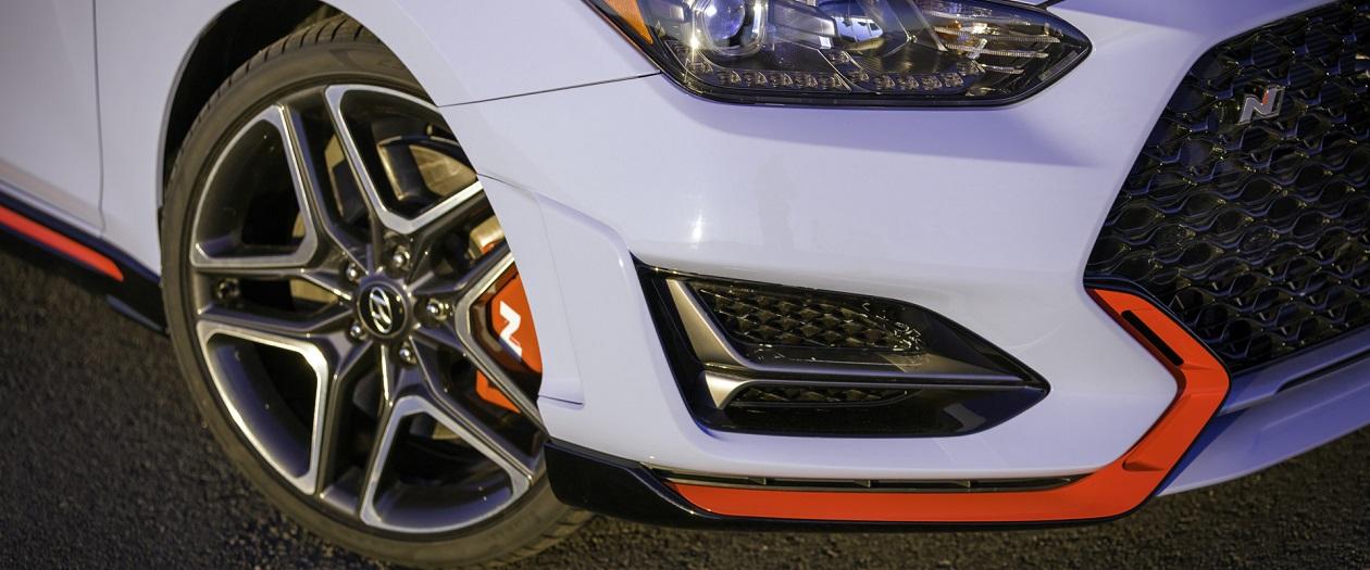 Hyundai Announced N Performance Parts Line