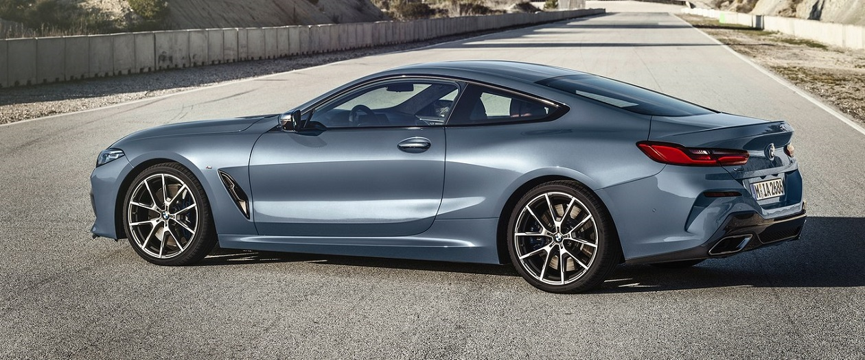 The BMW 8 Series Coupe is Returning to the U.S.