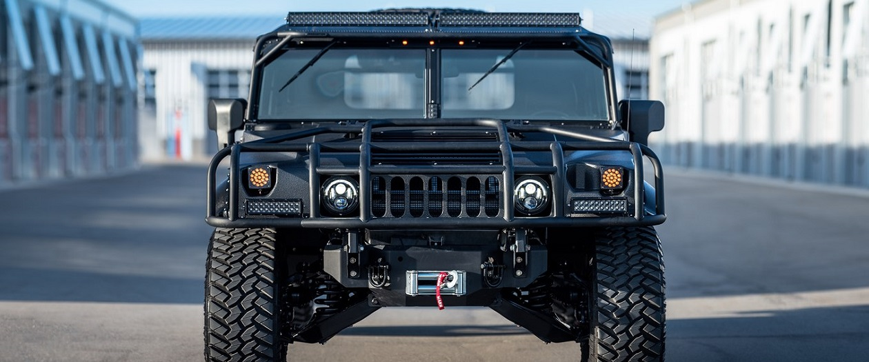 MSA's Impressive Restoration of the Hummer H1