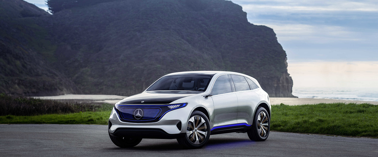 Mercedes-Benz Embraces a Quiet Future