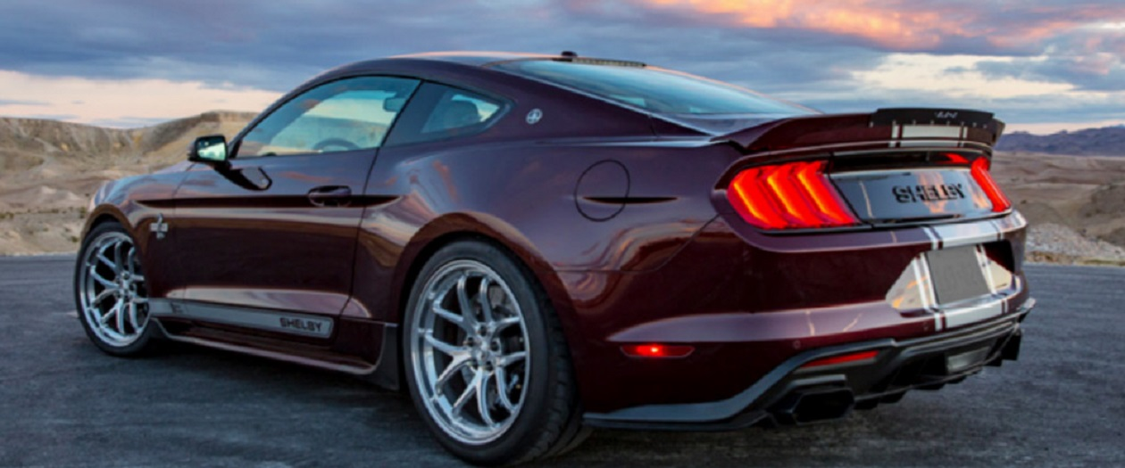Shelby Unveils the 2018 Ford Mustang Super Snake
