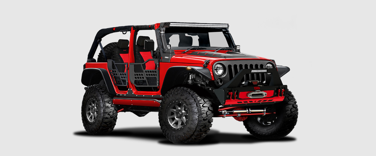 Jeep and SEMA Support Local School with Engineering Program