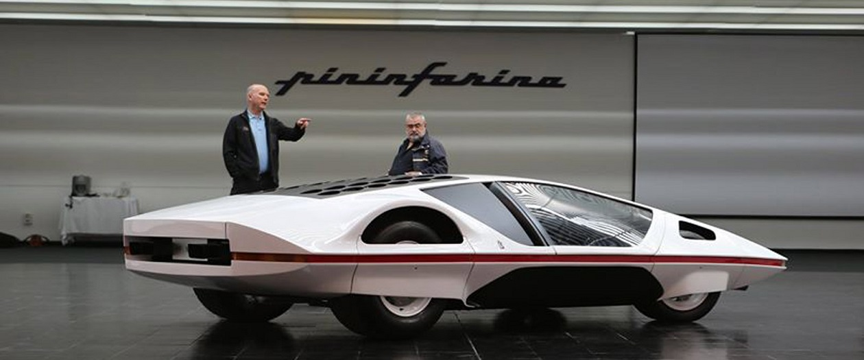 James Glickenhaus Restores the Ferrari Modulo