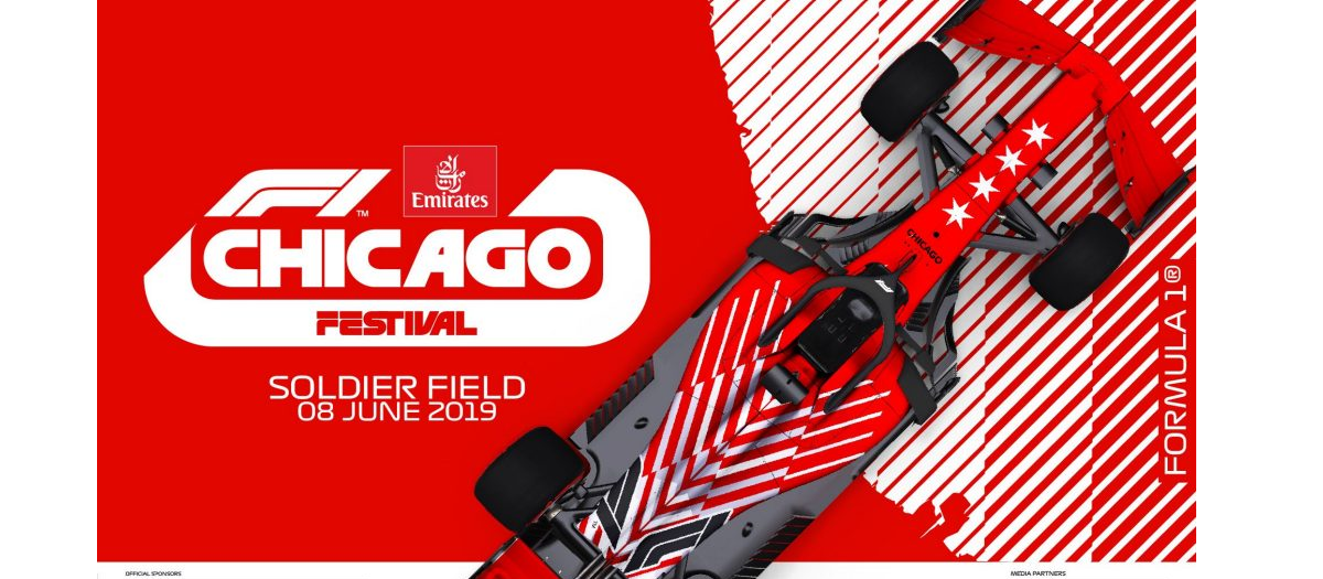 Formula One is Coming to Chicago With the Emirates F1 Festival